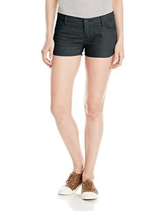 Hurley Juniors Dri Fit Beachrider 5 Pocket Walkshort Black 27 * Check this awesome product by going to the link at the image. Shorts With Pockets, S Star, Hurley, What I Wore, Stylish Outfits, All In One, Sportswear, Casual Shorts, Bustiers