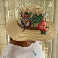 Cowboy Hats, Crochet Hats, Fashion, Sombreros, Moda, La Mode, Fasion, Fashion Models, Trendy Fashion