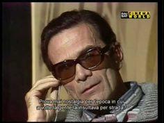 L'ultima intervista a Pier Paolo Pasolini, 31 Ottobre 1975. #neorealism #director #regista #movie #cinema #pierpaolopasolini #pasolini