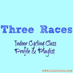 This class will bring you back in check with the road and riding a bicycle in real world. Nothing fancy, just three races to ride.