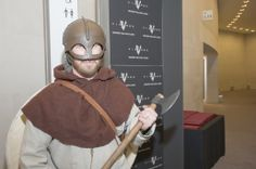 Viking Guarding the Bar