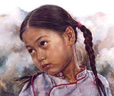 Wai Ming Paintings | ARTIST WAI MING - Asian Oriental Chinese Fine Art Artwork Paintings ...
