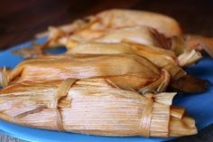 VEGAN TAMALES! We made these for New Years, as all good New Mexico folks do! Used Field Roast Chipotle Sausage and their new Chao Vegan Cheese. Good stuff!