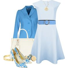 Ted Baker Dress & SHoes