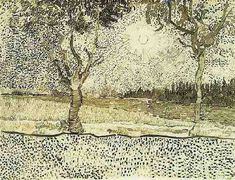 Vincent van Gogh: Road to Tarascon, The  Arles: 31 July-6 August 1888 (New York, S.R. Guggenheim Museum)
