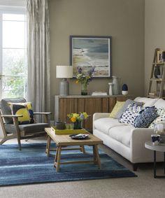 Sandstone-living-room-paint-ideas