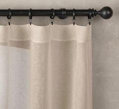 5 Favorites: Belgian Linen Curtains