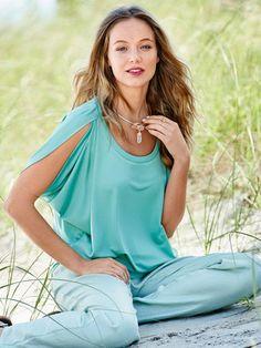 115A-052016-B, burda style, nähen, DIY, Schnittmuster, Shirt