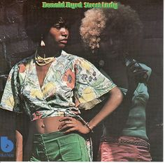 Street Lady, a landmark album by Donald Byrd, the first one where he really started to click with jazz-funk producer Larry Mizell! Mizell and Byrd had worked. Cd Cover Art, Vinyl Cover, Easy Listening, Juno Records, Classic Jazz, Pochette Album, Jazz Funk, Jazz Music, Music Albums