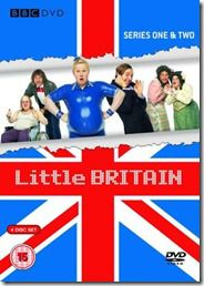 Little Britain (Stagione 1)