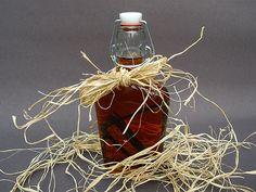 Spiced Rum Vanilla Extract.