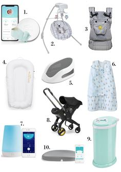 Top Baby Registry Items 2019