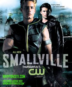Smallville. Clark & Ollie. #superman #greenarrow