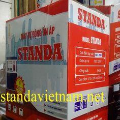 Ổn áp Standa 5KVA dải 90V-250V chính hãng của Công ty Cổ phần Standa Việt Nam được sử dụng rộng rãi do chất lượng tốt, giá thành hợp lý...