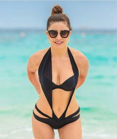 Sports & Entertainment Selfless 2019 New One Piece Swimsuit Woman Sexy Summer Beach Backless Swimsuit High Quality Push Up Bikini Tight Swimwear Swimwear 4sg Promoting Health And Curing Diseases Swimming