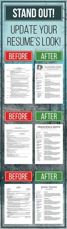 Free Resume Template 2017 Free PSD Files Pinterest Template - how to write a resume that stands out