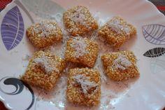 Tilachi Vadi | Sesame Chikki Recipe | Sankrant Special Recipes - Maharashtrian Recipes