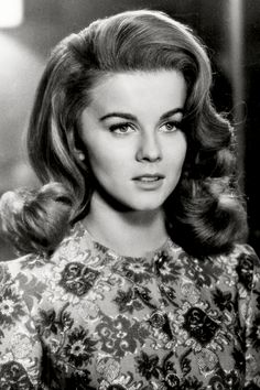 A dame like me Ann-Margret in Kitten with a Whip, 1964.