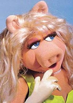 ~ Miss Piggy Danbo, Fran Fine, Bambi Disney, Blonde Moments, Fraggle Rock, The Muppet Show, Still Love Her, Famous Cartoons, Kermit The Frog