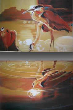 African Paintings, Foundation, Artist, Inspiration, Biblical Inspiration, Artists, Foundation Series, Inhalation, Motivation