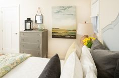 Beach Style Bedroom by Sonya Kinkade Design