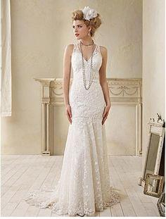 Alfred Angelo 'Modern Vintage' size 10 new wedding dress - Nearly Newlywed