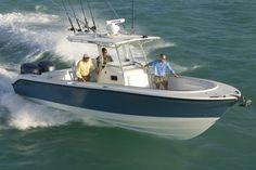 318CC - EdgeWater Boats