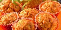 Kinkku-paprikamuffinit 20 Min, Baking, Breakfast, Recipes, Food, Cupcakes, Red Peppers, Morning Coffee, Cupcake Cakes