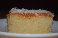 Κέικ Ινδικής Καρύδας