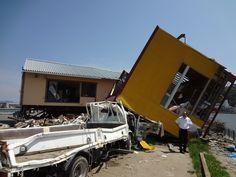 "Ishinomaki City (Miyagi Pref. JAPAN) - ""the Tohoku-Pacific Ocean Earthquake"" stricken area (2011.06.19) Photo 38"