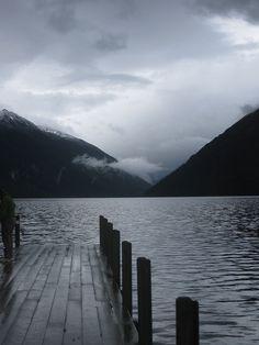 Lake Rotoiti, Nelson, New Zealand
