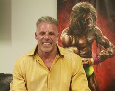 The Ultimate Warrior, a wrestler who just days ago was inducted into the WWE hall of fame, has died at the age of Wwf Superstars, Wrestling Superstars, Wrestling Wwe, Wwe Raw And Smackdown, Catch, Hulk Hogan, Wwe Wrestlers, Transformation Tuesday, Guys And Girls