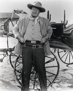 John Wayne @Comrade Patrick Henry Summerfolk