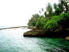 Namalatu beach, Maluku
