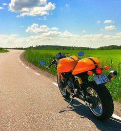 Ducati Sports Classic 1000 #CafeRacer #TonUp