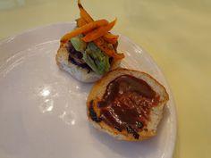 EGGLESS Asian Turkey Burger recipe. YUM