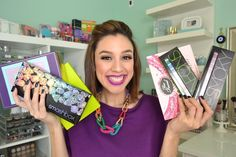 Holiday Gift Guide For Beauty Lovers | PALETTES!