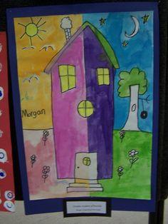 1st Grade art (CAK) Donna Barton- art teacher