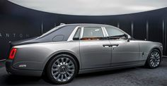 Rolls-Royce Motor Cars just offered the first look at the all-new 2018 Rolls-Royce Phantom VIII. The next-generation Phantom comes with More from Unbiased Writer! My Dream Car, Dream Cars, Rolls Roys, Bentley Rolls Royce, Rolls Royce Motor Cars, Rolls Royce Phantom, Car Museum, Best Luxury Cars, Unique Cars