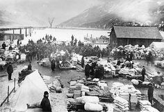 21 Photos Delivering The Visual History of the Klondike Gold Rush