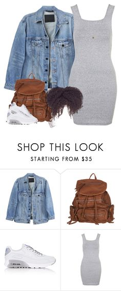 """""""If you don't learn, you'll never know a good thing"""" by cheerstostyle ❤ liked on Polyvore featuring Y/Project, NIKE, Topshop and Kenneth Cole"""