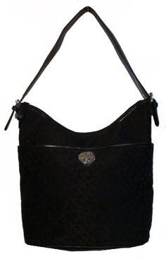 2844f2b21b14  Women s Tommy Hilfiger Tote Handbag (Black)  89.00 http   www.