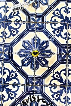 Wonderful Lisbon Tiles por Christian Hoops