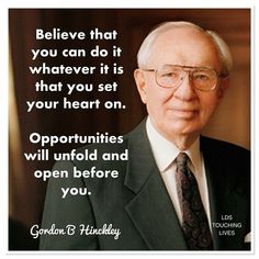 Gordon B. Hinckley - Jesus Quote - Christian Quote - Gordon B. Hinckley The post Gordon B. Hinckley appeared first on Gag Dad. Prophet Quotes, Gospel Quotes, Jesus Quotes, Mormon Quotes, Mormon Messages, Godly Quotes, Scripture Quotes, Quotes Arabic, Religious Quotes