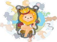 Adiós a la ley de la selva (I): El león. Evitar el bullying