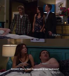 HIMYM - glad i gave this show a second chance.
