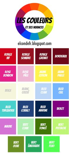 43 best couleurs images on pinterest in 2018 colors french colors
