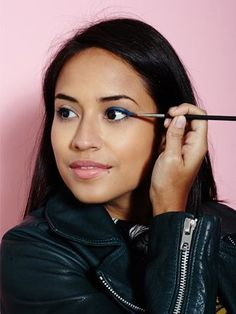 This Is What Your Makeup Bag Is Missing #refinery29  http://www.refinery29.com/best-eye-makeup-brushes