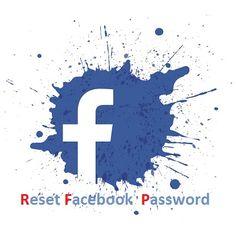 reset facebook password  call @ +1-855-510-0444