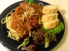 Spaghetti and Meatballs, Now That's Italian!